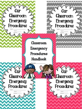 Classroom Emergency Procedures Handbook