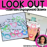 Classroom Engagement & Vocabulary Game LOOK OUT Glasses: A