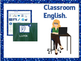 Back to school: Classroom English