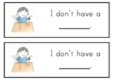 Classroom English prompt cards for ESL