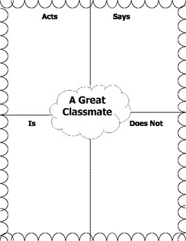 Classroom Environment Builder Back to school
