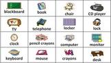 Classroom Equipment Labels - ESL - K - Grade 2