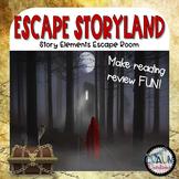 Classroom Escape Room: Escape StoryLand (Story Elements)