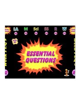 Classroom Essential Questions Flipchart