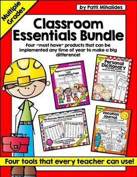 Classroom Essentials/Back to School Bundle