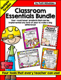 Classroom Essentials/Back to School Bundle