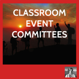 Classroom Event Committees, All Disciplines