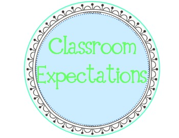 Classroom Expectaions