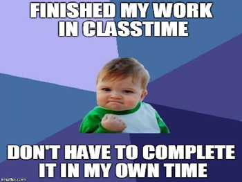 Classroom Expectation Memes (Rules)