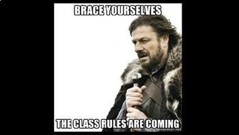 Classroom Expectation Memes for High School