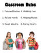 Classroom Expectations - Back to School Rules Posters