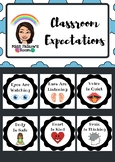 Classroom Expectations {Based on Second Step Program}