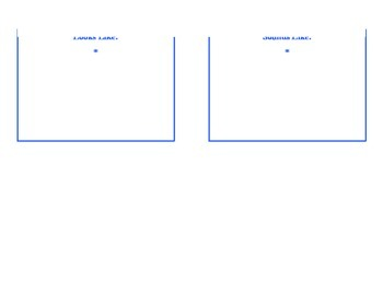 Classroom Expectations Chart