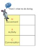Classroom Expectations Chart- MAC the Mouse