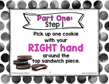 Classroom Expectations Cookie Lab {Back to School} - PowerPoint