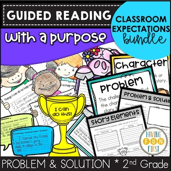 Classroom Expectations Guided Reading Activities