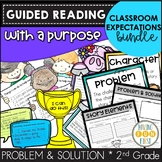 Classroom Expectations Guided Reading with a Purpose