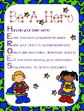 Classroom Expectations Hero