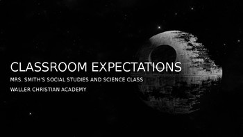 Classroom Expectations PPP