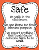 Classroom Expectations Pack