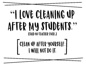Classroom Expectations/Rules