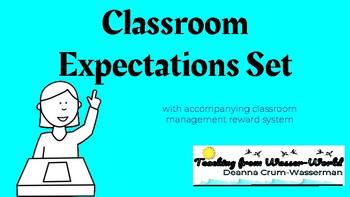 Classroom Expectations Set