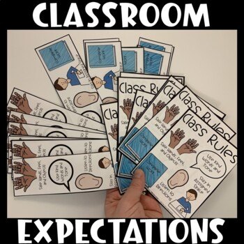 Classroom Expectations Visuals