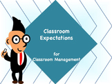 Classroom Expectations WORD document