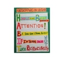 Classroom Expectations/Norms