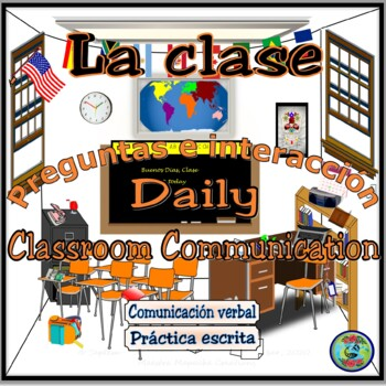 Classroom Expressions for Daily Communication #1 / Preguntas e interacciones
