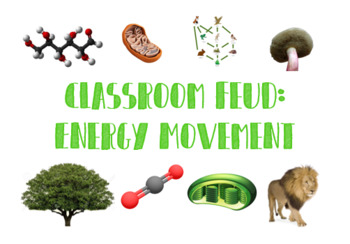 Classroom Feud - Energy Movement in Ecosystems