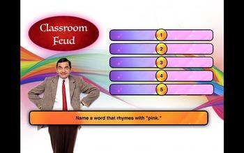 Keynote Classroom Feud Game