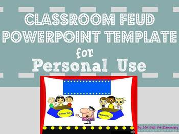 Classroom Feud Powerpoint Template