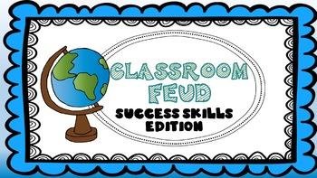 Classroom Feud Success Skills Edition