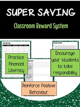 Classroom Financial Reward System