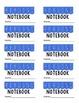 Classroom Folder Labels