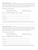 Classroom Forms - Cooperative Group Selection, Detention, More