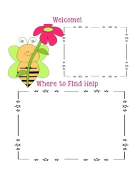 Classroom Forms- Insects and Nature