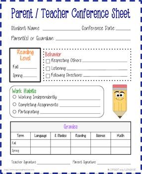 Classroom Forms Set