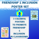Classroom Friendship and Inclusion Posters