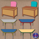 Classroom Furniture Chairs, Tables & Desks (furniture) Bulletins & Backgrounds