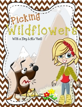 Classroom Game Board #4 – Picking Wildflowers