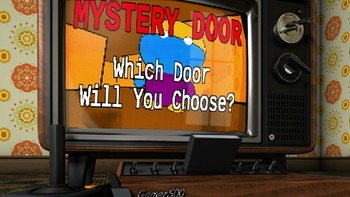 Classroom Game Mystery Doors