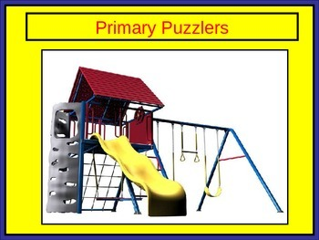 Primary Puzzlers