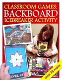 Classroom Games: Backboard Ice Breaker