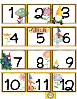 Back to School Garden Decoration for Calendar, Birthdays, Gnome Toothfairy