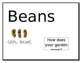 Classroom Garden Signs
