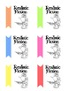 Classroom Genre Posters and Labels