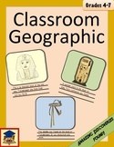 Classroom Geographic Magazine Cover (Ancient History)