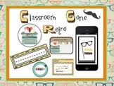 Classroom Gone Retro Kit